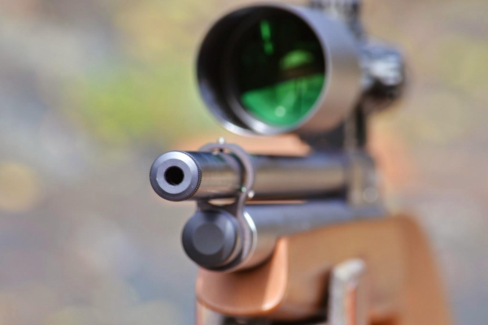 Blueflax Airguns: Extreme Benchrest