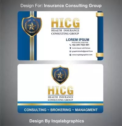 Insurance Titles for Business Cards