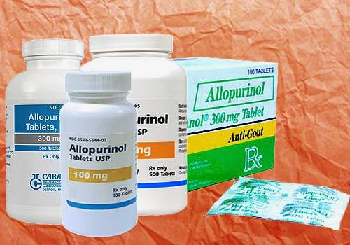 Obat Asam Urat Generik yang Dijual di Apotik