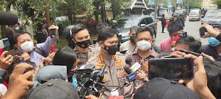 Ledakan di Depan Gereja Katedral Makassar, Kabid Humas  Imbau Masyarakat Tetap Tenang