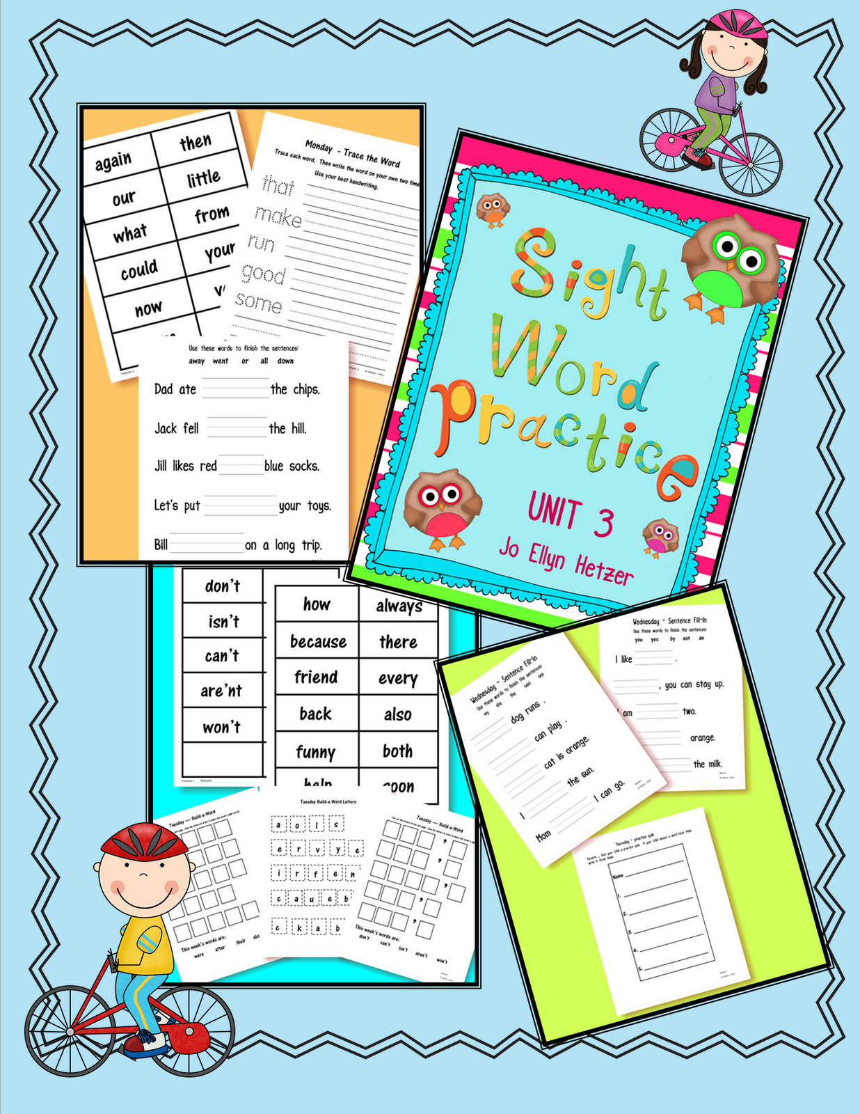 Sight Word Worksheet New 71 Sight Word Activities For