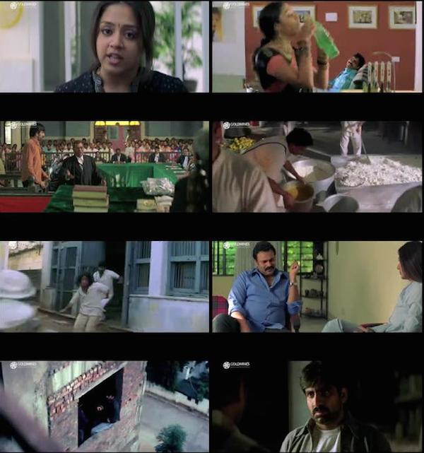 Kick Returns 2015 Hindi Dubbed WEBRip 480p 300mb