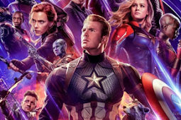 Ini dia Film yang di tunggu-tunggu Avangers: EndGame (2019)