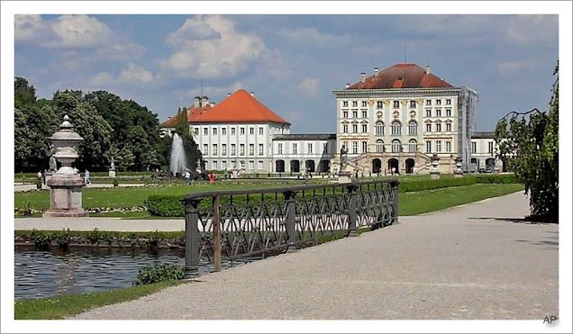 Anlage des Schlossgartens