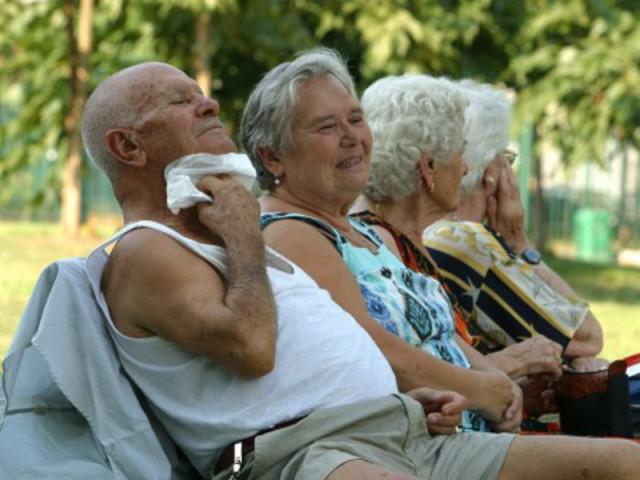 Caldo, Uecoop: a rischio anziani nelle città più roventi