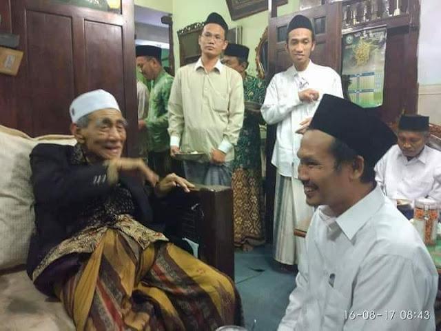 Gus Baha'; Ahli Tafsir Didikan Ulama Nusantara