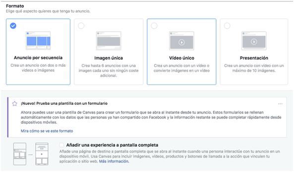 Anuncios Facebook - MasFB