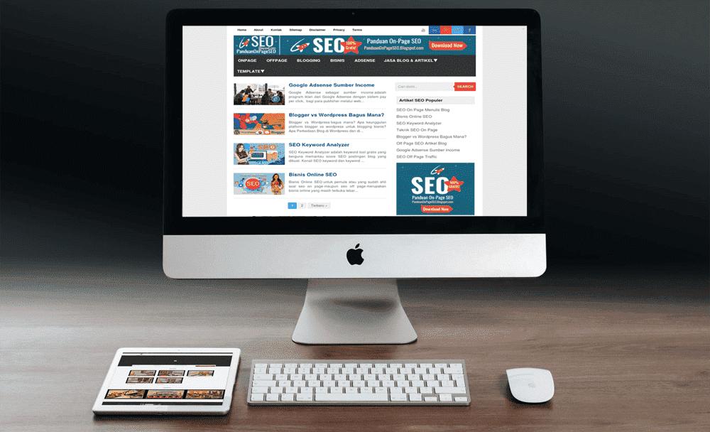 jasa pembuatan website blog