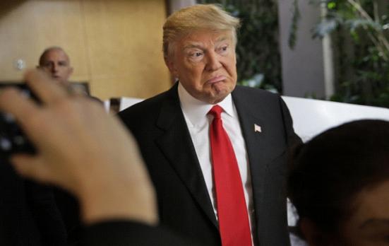 Fifty Republican officials reject Donald Trump