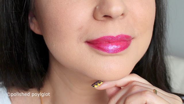 Urban Decay Vice Lipstick in Big Bang