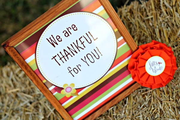 Whoos Thankful Owl Party  Giggles Galore