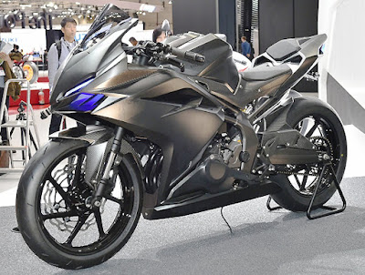 New Honda 2016 CBR250RR Facelift auto show Hd Pictures