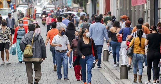 Poblanos reclaman a la alcaldesa Claudia Rivera más obras, seguridad y empleo