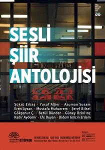 Şiir Kütüphanesi Sesli Şiir Antolojisi'yle 4. yaşını kutluyor