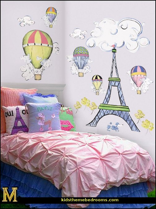 Decorating theme bedrooms Maries Manor paris bedroom Paris