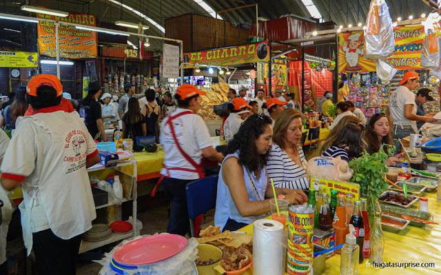 Mercado de Coyoacán, Cidade do México