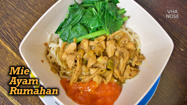 Mie Ayam - Vhanosee.com
