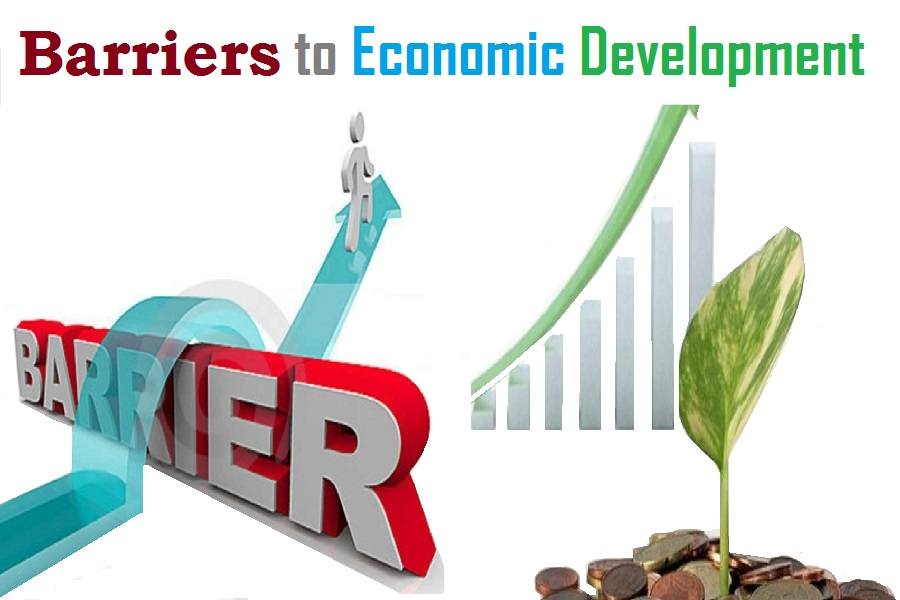 The 5 Biggest Barriers to Economic Growth and Development