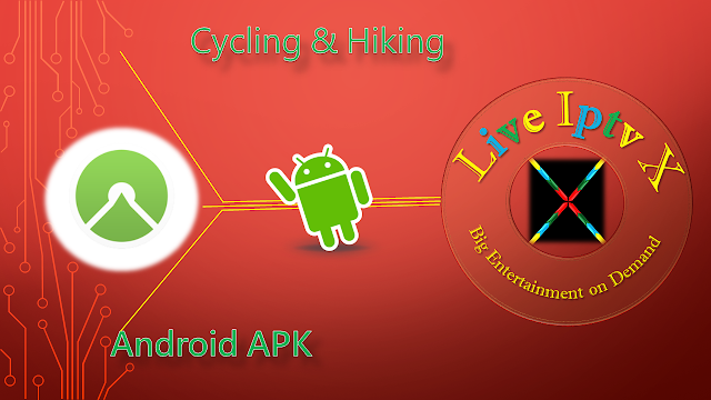 Cycling & Hiking Maps APK