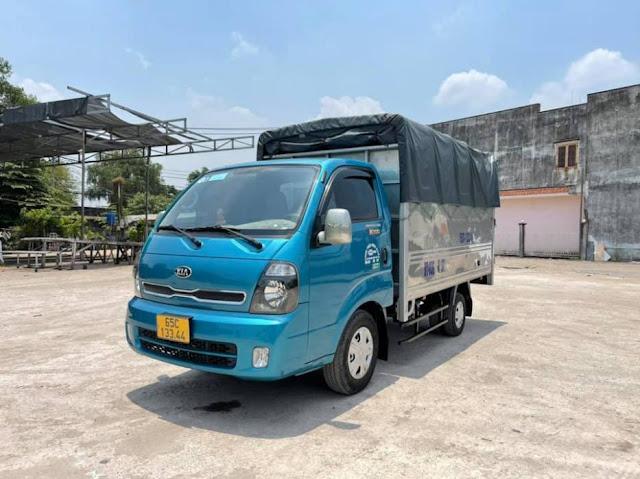 Mua bán xe tải Kia K200 cũ