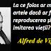 Citatul zilei: 27 martie - Alfred de Vigny