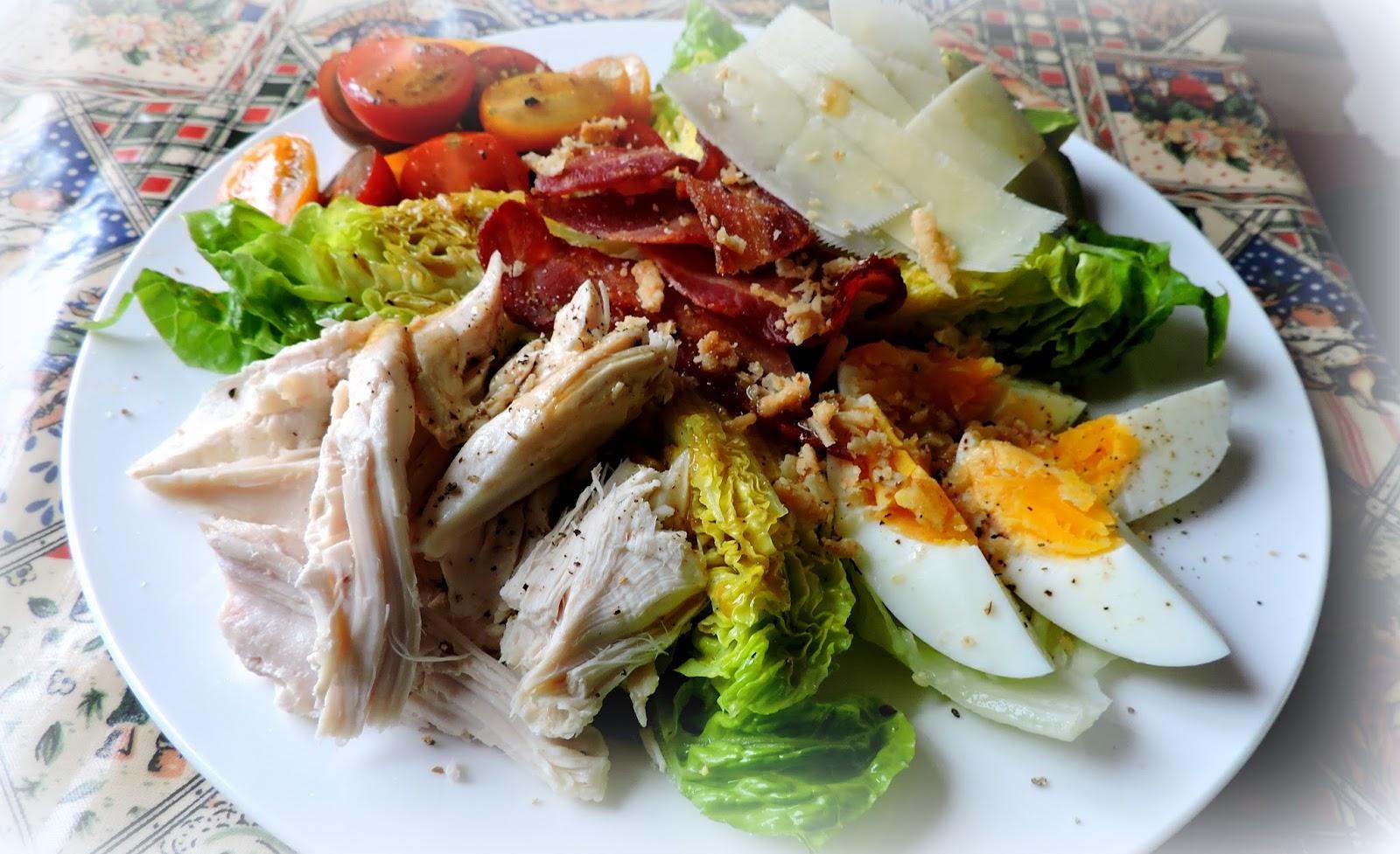 The English Kitchen: Classic Cobb Salad