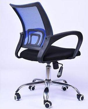 Ghế văn phòng GLMV1, Ghế văn phòng chân xoay, ghế văn phòng lưng lưới - 1