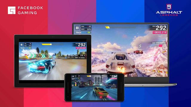 Facebook Gaming- Allow To Play Asphalt 9 On Its Platform