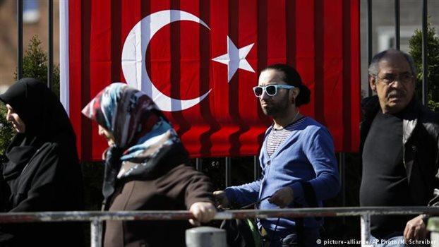 Η Τουρκία ψάχνει για αντιφρονούντες στη Γερμανία