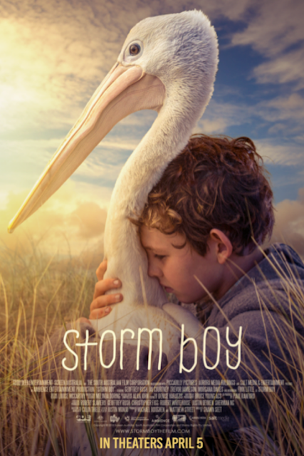 Storm Boy Movie Poster US Opening