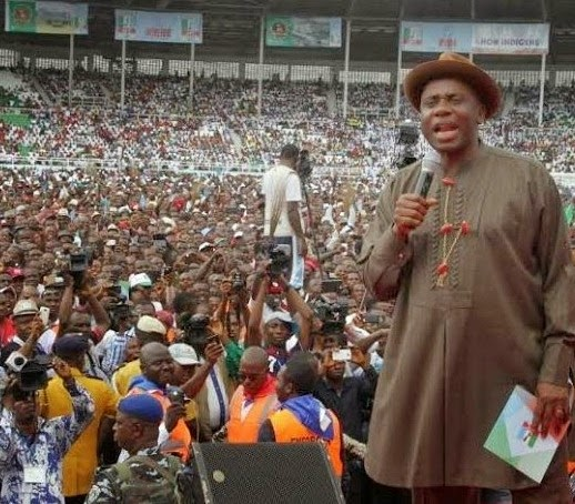 85,500 At Amaechi's Rally: PDP Is Now Buried In Rivers State