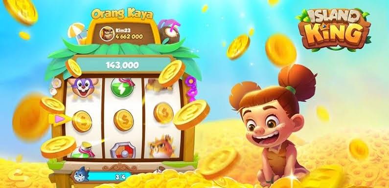 Cara Bermain & Mendapatkan Uang Dari Game Island King