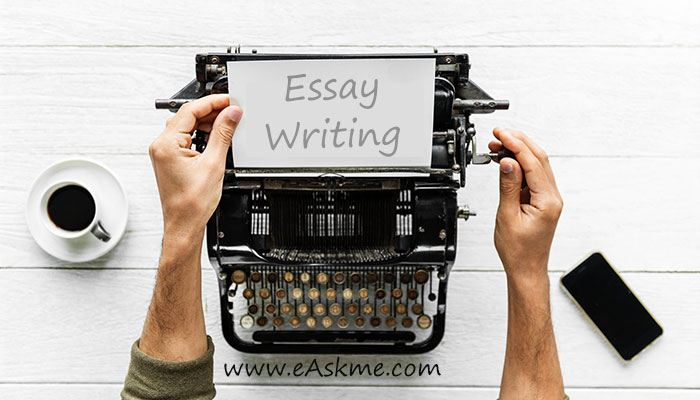 3 Essay Writing Tips to Get You through College Admission: eAskme