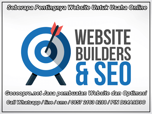 Pentingnya Website Untuk Usaha Online