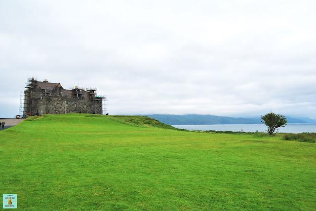Duart Castle, isla de Mull