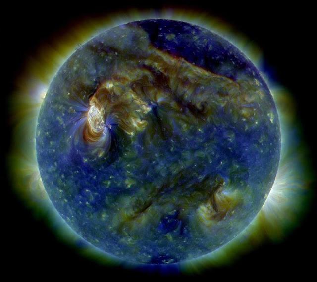 the-Sun-shows-a-C3-class-solar-flare