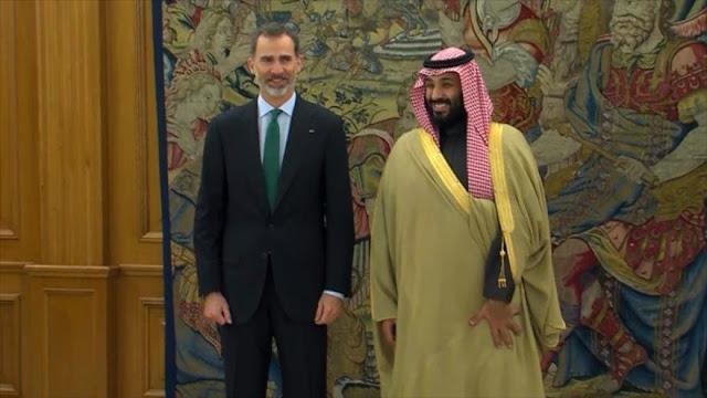 España entre los principales exportadores de armas a nivel mundial