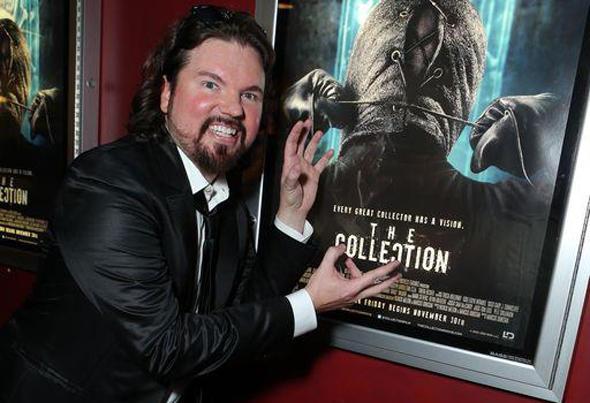 El director de THE COLLECTOR 3 prepara nueva película de terror: UNHUMAN