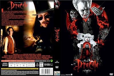Carátula dvd: Drácula de Bram Stoker