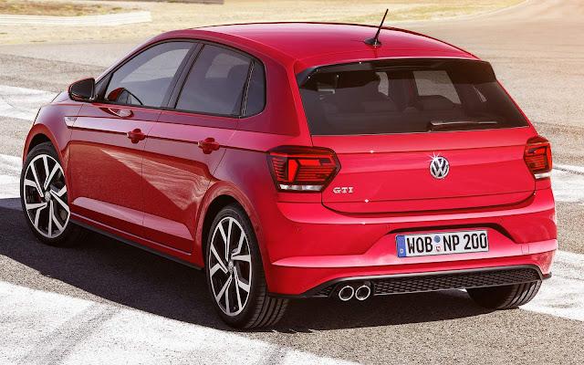 VW Polo 2018 GTI
