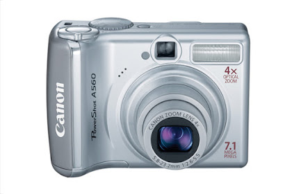 Canon PowerShot A560 Driver Download Windows, Mac