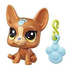 Littlest Pet Shop Lucky Pets Lucky Pets Fortune Cookie Nori (#No#) Pet