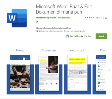 Aplikasi Menulis Terbaik Untuk Android
