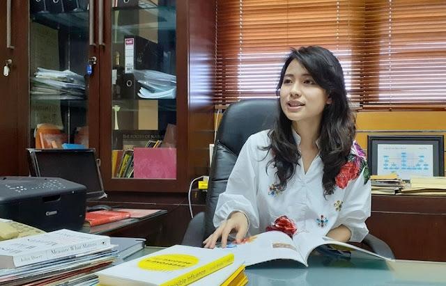 Mengenal Risa Santoso, Rektor Termuda di Indonesia Saat Ini