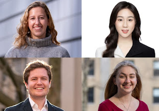 Four -MIT- students- awarded- 2022- Schwarzman -Scholarships