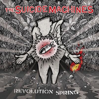 The Suicide Machines - Revolution Spring (2020) - Album Download, Itunes Cover, Official Cover, Album CD Cover Art, Tracklist, 320KBPS, Zip album