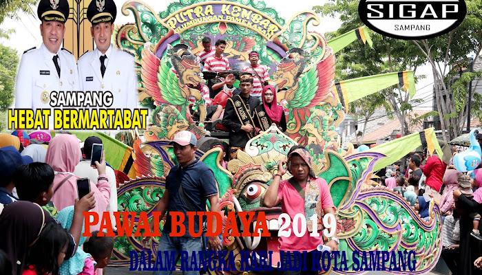PAWAI BUDAYA KB.SAMPANG 2019
