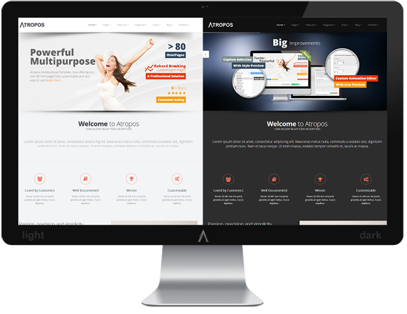 Bootstrap Multipurpose Template