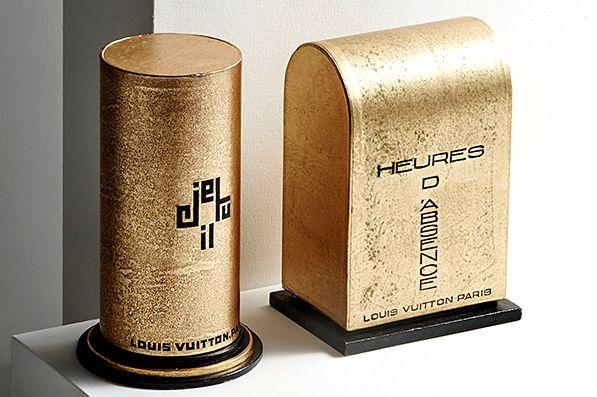 Parfums Louis Vuitton : Je, Tu, Il et Heures d'absences - Blog beauté Les Mousquetettes