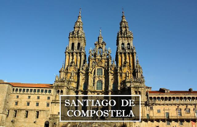 Santiago de Compostela, ruta alrededor de la catedral y más